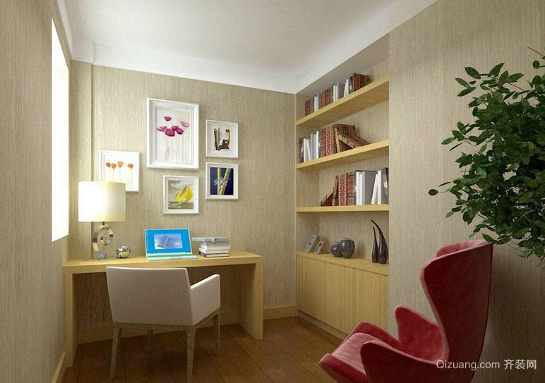 2016小户型复式楼欧式酒柜设计效果图