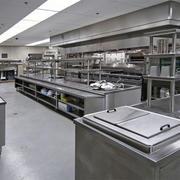 现代厨房装饰图片