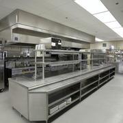 整洁现代化的厨房