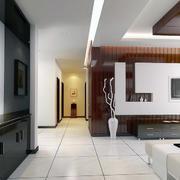客厅设计现代背景墙