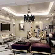 客厅精致家具欣赏
