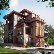 优雅的别墅设计模板