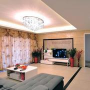 精致的室内灯光设计