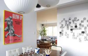 餐厅墙面装饰展示