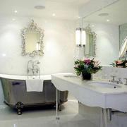 新房卫生间简约装饰展示