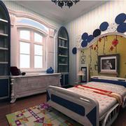 现代室内飘窗造型图