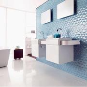 新房墙面瓷砖展示