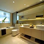 新房温馨卫生间设计