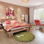新房卧室床头背景墙设计