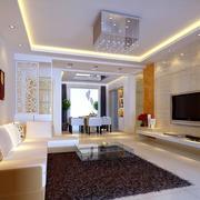 现代化的客厅图片