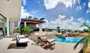 共享天伦:豪华现代海景别墅装潢设计图