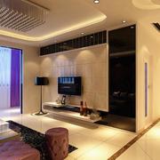 电视背景墙瓷砖欣赏