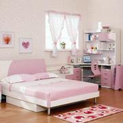 儿童房床头装饰画展示