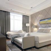 完美的室内窗帘设计