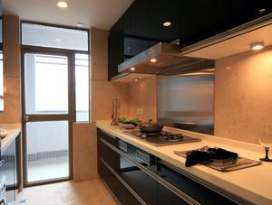 2016欧式大户型家庭房间厨房设计装修效果图