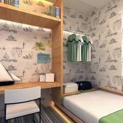 现代卧室壁纸设计