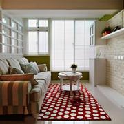 时尚公寓客厅装修