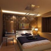 温馨暖色调卧室壁纸