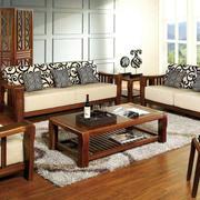 新中式客厅家具展示