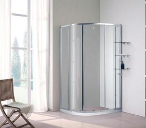 2016清新欧式大户型整体淋浴房吊顶装修效果图