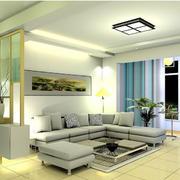 2016小户型现代室内客厅设计效果图大全