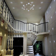 精美的室内灯光搭配