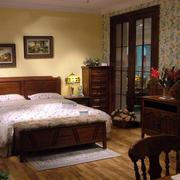 美式风格卧室家具欣赏