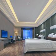 优雅的卧室设计图