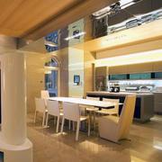 餐厅餐桌椅设计图