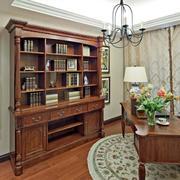 书房精致家具展示