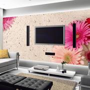 优美的电视背景墙