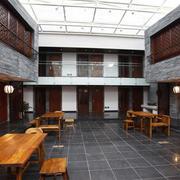 现代四合院整体设计