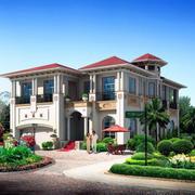 豪华的农村别墅设计