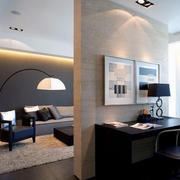 客厅背景墙整体设计