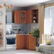 唯美的厨房搭配设计