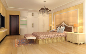 室内暖色调设计图