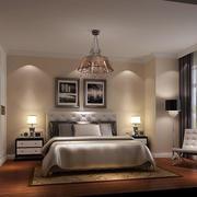 卧室床头装饰画设计