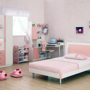 素色调室内背景墙