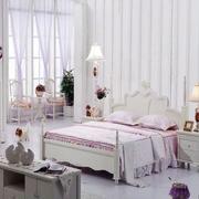 紫色浪漫卧室图片