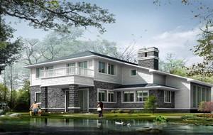 精致的房屋设计