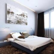 简单卧室装饰画