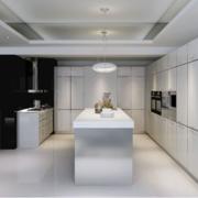 2016小户型后现代装修风格厨房装修效果图