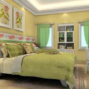 温馨卧室设计图片