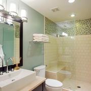 卫生间马赛克瓷砖展示