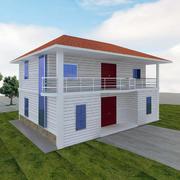 现代房屋设计模板