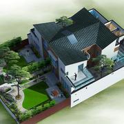整体别墅设计图