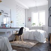 年轻现代化卧室欣赏
