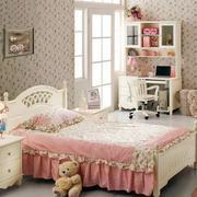 粉色甜美卧室展示