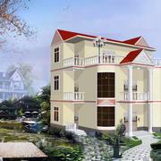 明亮的房屋图片