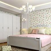 精美卧室床头壁纸